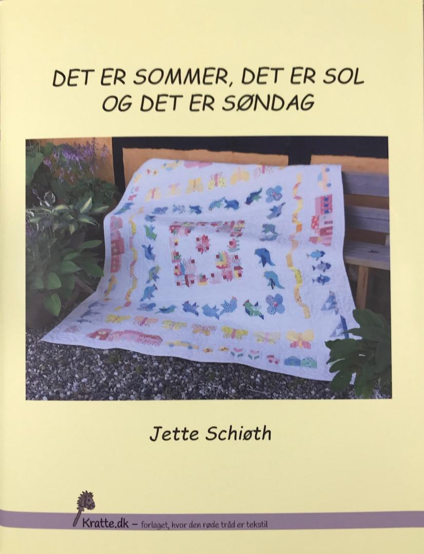 Forsiden af Det er sommer